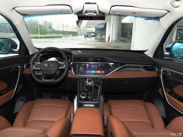 吉利汽车 博越 2020款 1.8TD DCT智领PRO