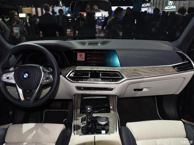 宝马(进口) 宝马X7 2019款 xDrive50i