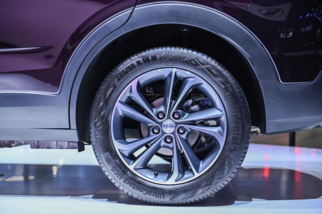 承上啟下 別克昂科拉GX全新緊湊級SUV發布