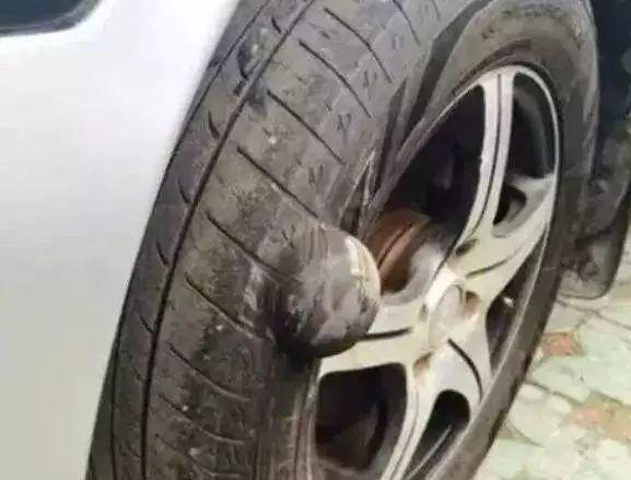 轮胎胎侧为什么不建议补?