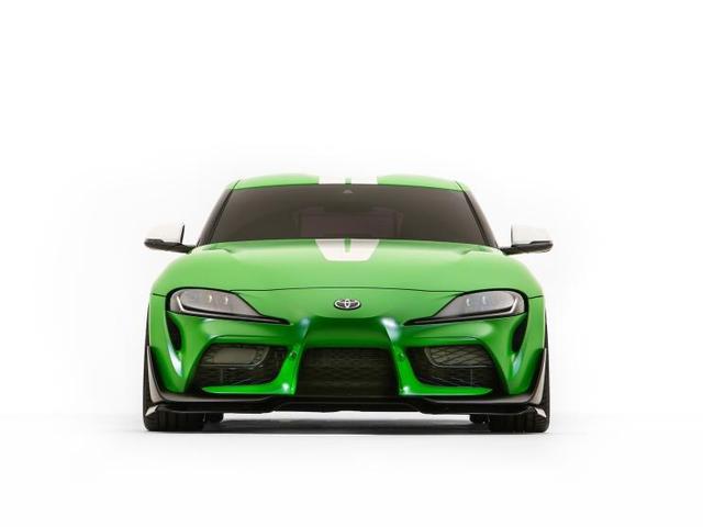 丰田(进口) Supra 2020款 GR Supra Wasabi Concept