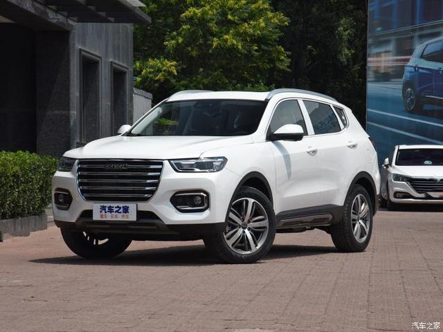 长城汽车 哈弗H6 2019款 1.5GDIT 自动豪华智联版 国VI