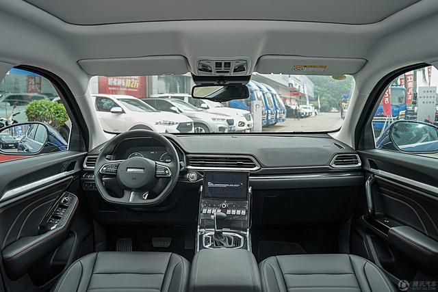 配智能互聯+全景天窗 這幾款自主品牌SUV最適合90后