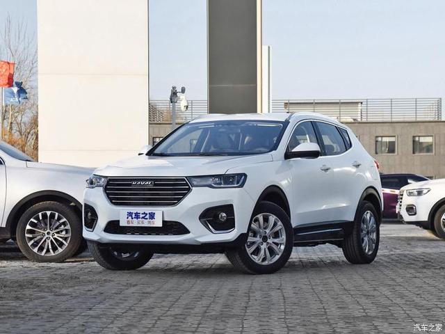 長城汽車 哈弗H4 2019款 1.5GDIT DCT精英智聯版 國V