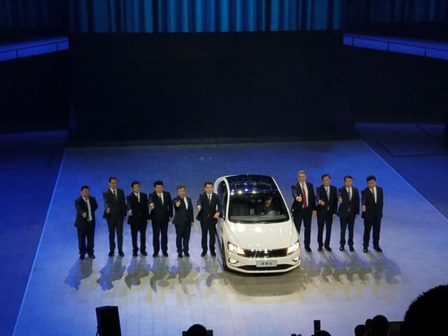 一汽-大眾新款捷正式上市 售7.99-13.49萬
