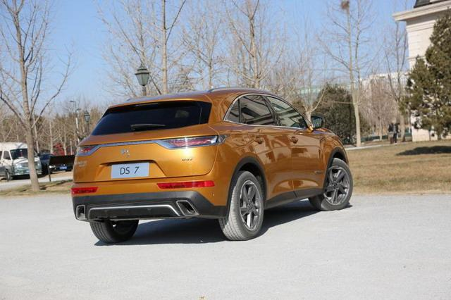 旗舰级SUV 国产DS 7 CROSSBACK信息曝光