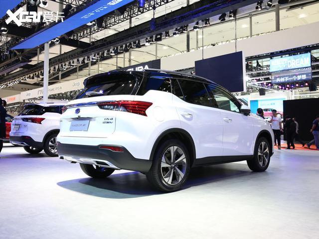 广汽新能源2020款传祺GS4 PHEV