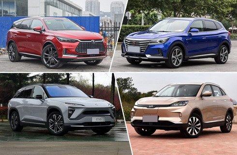 家用旅行最佳選擇 四款新能源純電動SUV推薦