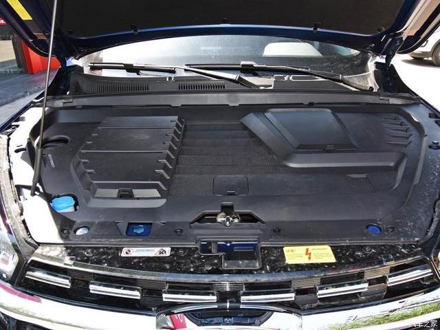 奇瑞汽车 瑞虎8 2019款 1.6TGDI 自动豪华型 7座