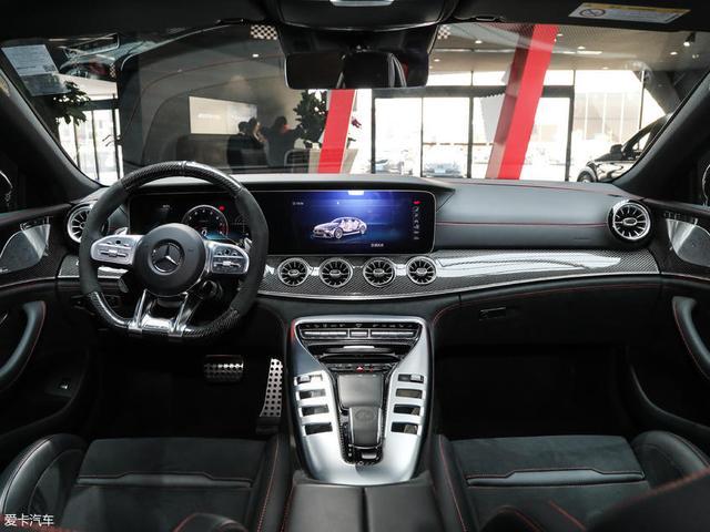 梅賽德斯-AMG2019款AMG GT