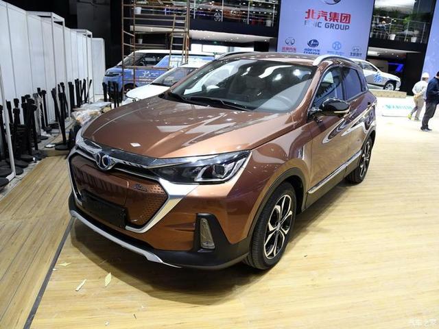 北汽新能源 EX系列 2018款 EX5