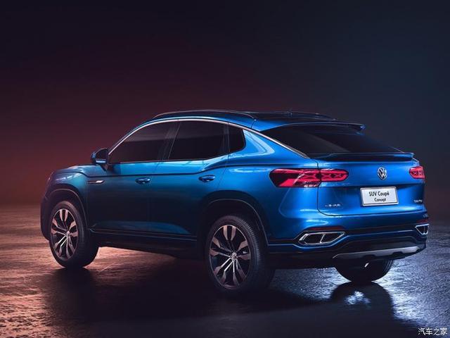 一汽-大众 一汽-大众SUV Coupe 2019款 Concept