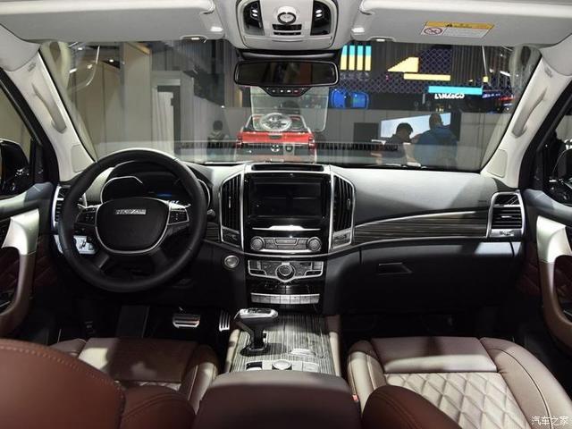 長城汽車 哈弗H9 2019款 基本型