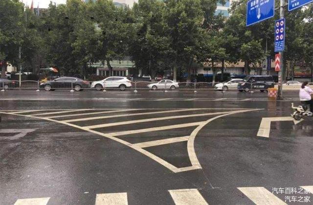 哪些交通标线能压哪些不能压 分不清要被扣分