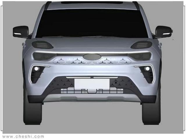 奇瑞全新电动SUV曝光!全铝车身 轻量化设计