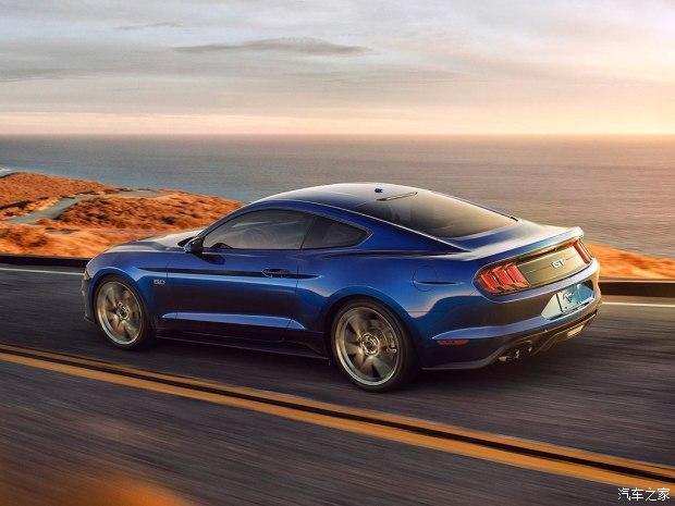 福特(进口) Mustang 2018款 GT