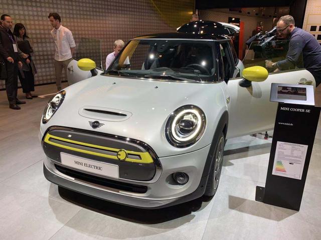 新车来了:首款纯电动车 MINI ELECTRIC首发