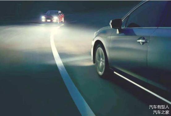 在夜间开车的时候 应该注意以下这几个方面