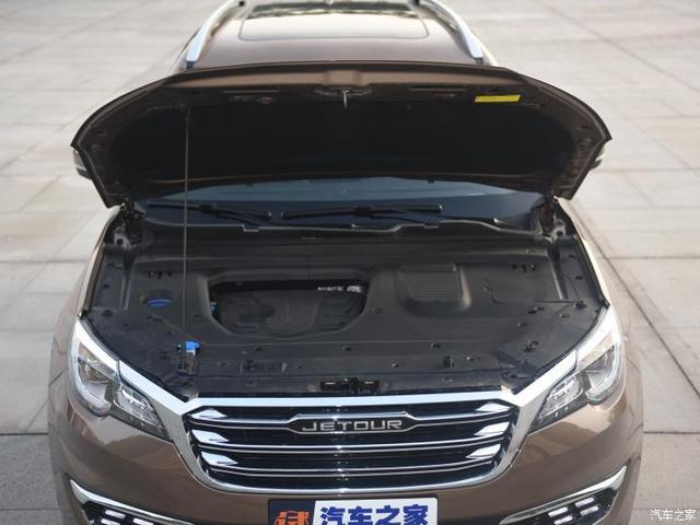奇瑞汽车 捷途X70 2018款 1.5T 自动尊行版