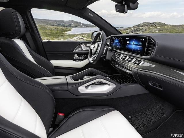 奔驰(进口) 奔驰GLE 2020款 轿跑SUV