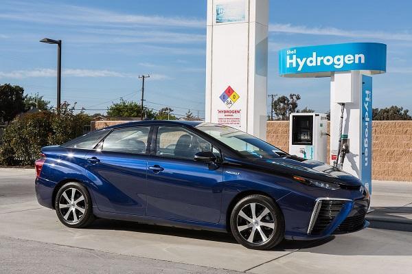 豐田攜手殼牌增設7座加氫站 計劃2024年達100座