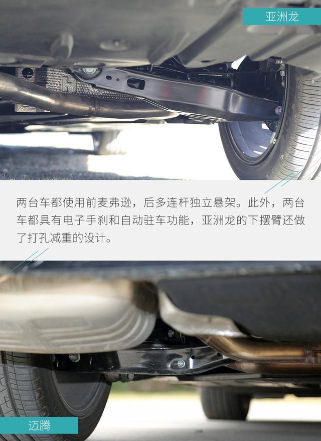 合资中型车标杆对决 丰田亚洲龙对比大众迈腾