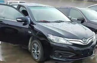 DS首款SUV北京�展�l布 尾部���D曝光