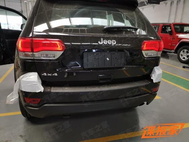 配置有增减 2019款Jeep大切诺基已到港