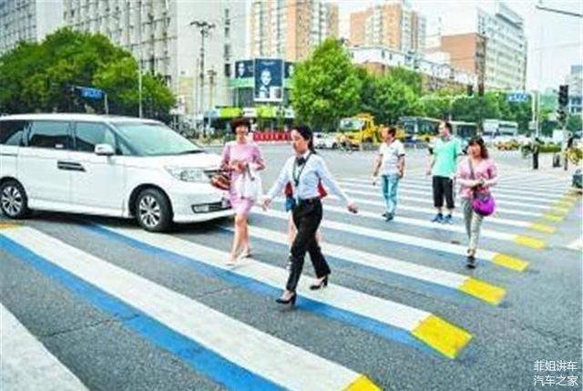 认识3个交通标线 不仅不会吃哑巴亏 还会更加安全