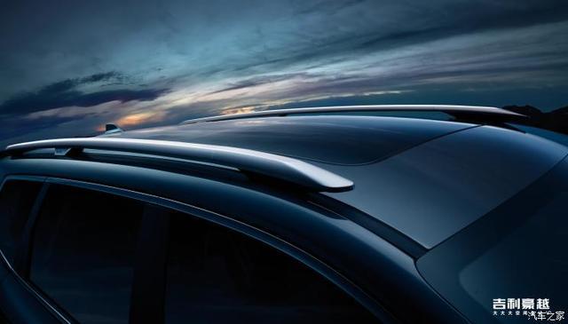 定位中型SUV 吉利豪越将于3月21日亮相