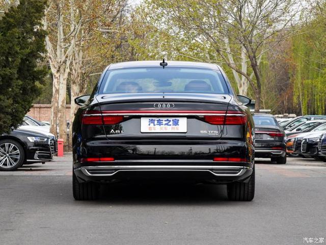 奥迪(进口) 奥迪A8 2019款 A8L 55 TFSI quattro 豪华型