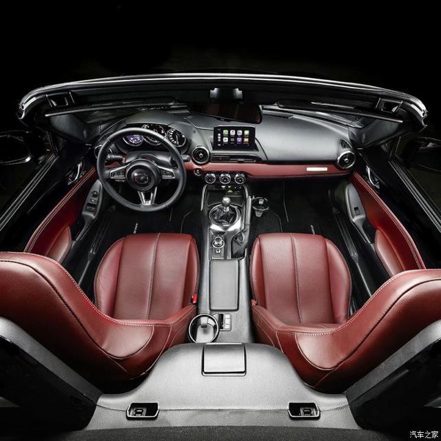 法国限定 马自达MX-5限量特别版发布