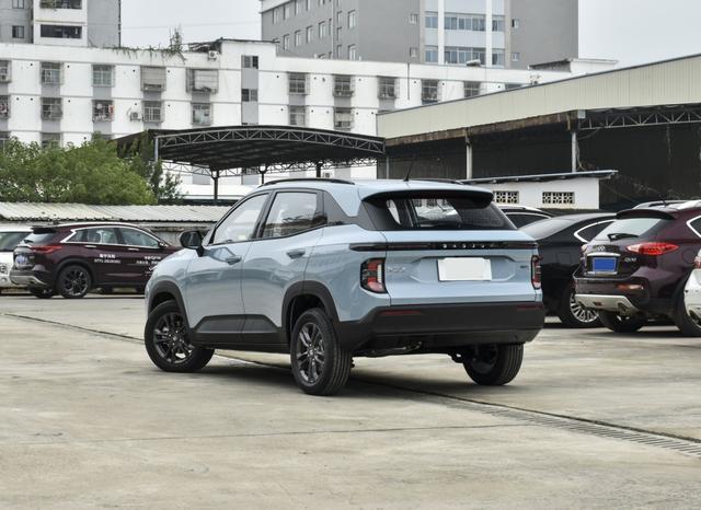 时尚个性又新潮 不同价位的4款小型SUV全推荐