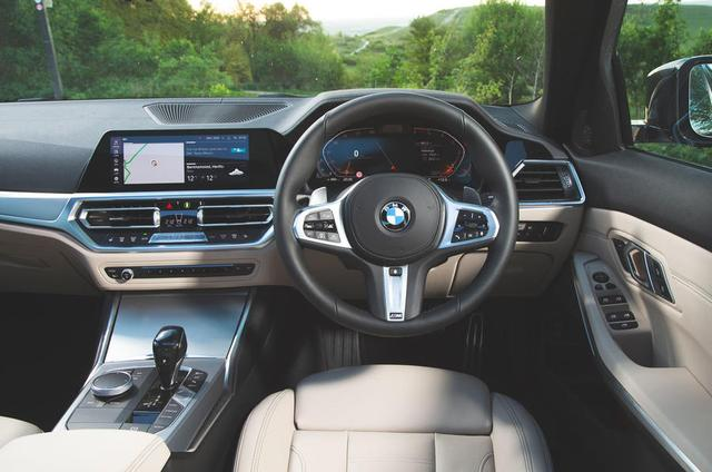Autocar测试新一代宝马3系