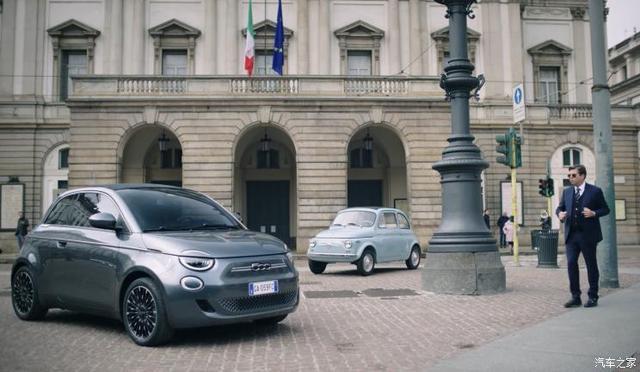 继续提供燃油版车型 菲亚特500最新消息