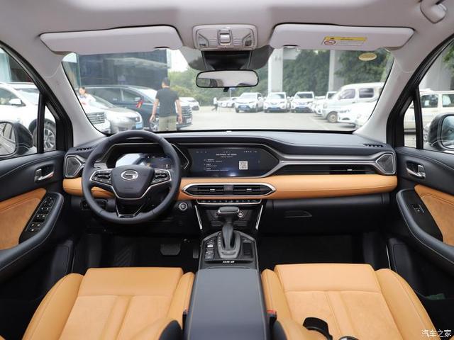 广汽乘用车 传祺GS4 2020款 基本型