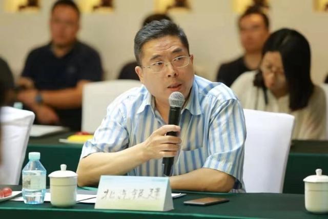 北京银建出租汽车有限公司总经理刘宝印