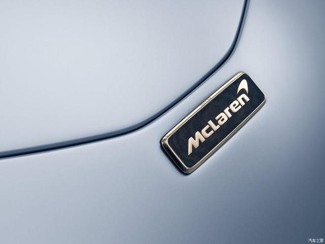 有望夏季推出 迈凯伦全新混动跑车谍照