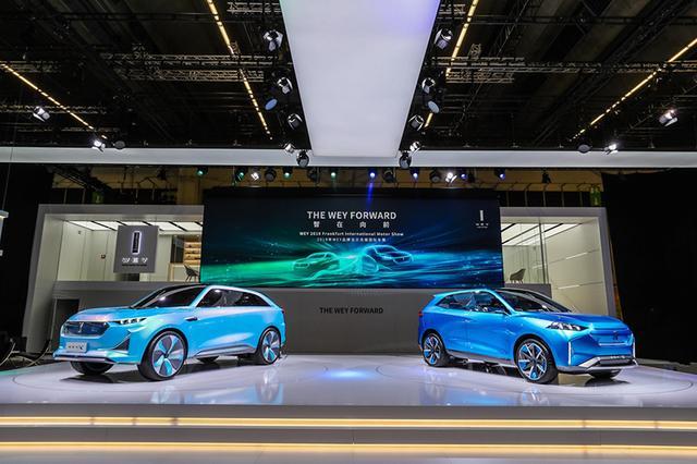 新车来了:焕然一新的豪华 WEY-S全新概念车首发