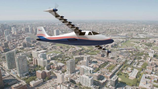 優步正與神秘初創公司合作 欲2030年推出空中出租車服務