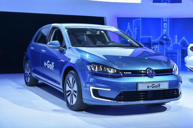 大众汽车集团(中国)开展新能源汽车变革