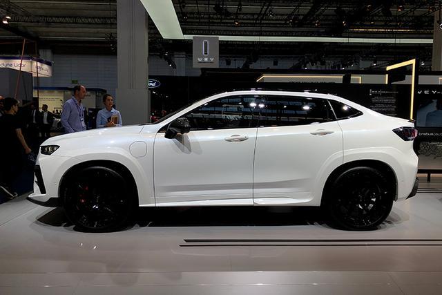 运动气息更强烈 WEY-GT PRO法兰克福车展首发