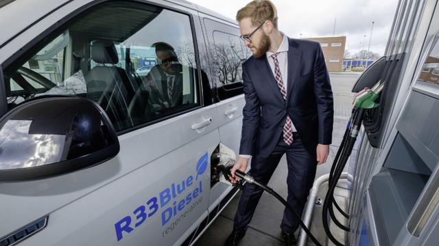 大�成功�y�新型燃料 可�p少至少20%二氧化碳排放
