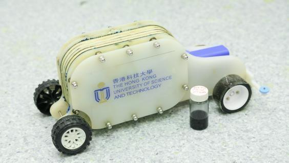 香港科技大學研發電子燃料 可在幾分鐘內給電動汽車充滿電