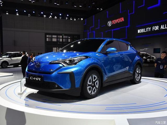 将于4月上市 广汽丰田C-HR EV最新消息