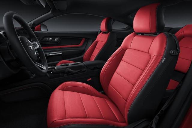 售36.98万起 新款福特Mustang车型上市