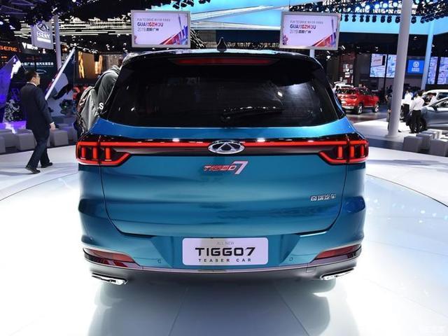 奇瑞汽车 瑞虎7 2020款 概念车