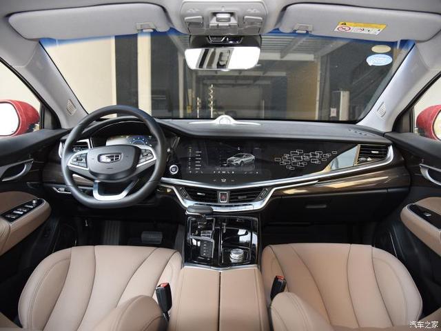 吉利汽车 博瑞GE 2019款 1.5T MHEV 基本型