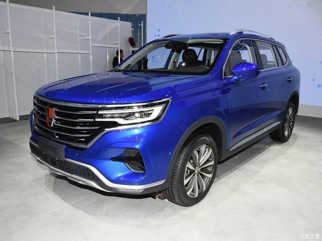 上汽集團 榮威MAX 2019款 基本型