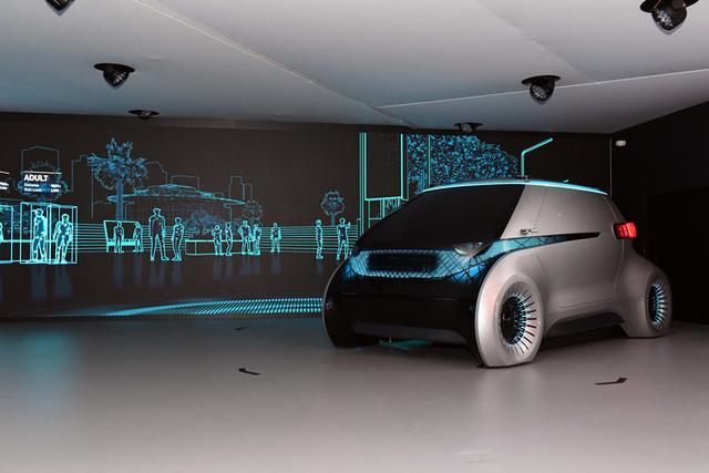 未来汽车上将出现的技术盘点